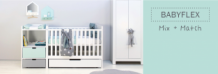 Combiflex babykamer mix and match wit medium